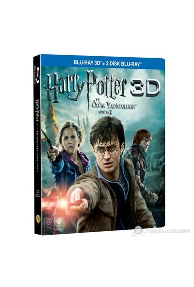 Harry Potter and the Deathly Hallows: Part II (Harry Potter ve Ölüm Yadigarları Bölüm 2) (3D Blu-Ray + 2 Blu-Ray Disc)
