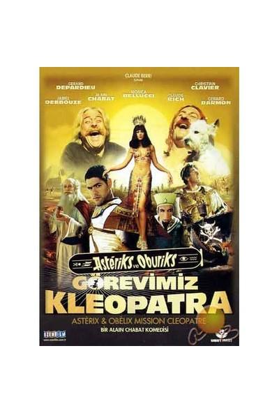 Asteriks ve Oburiks (Görevimiz Kleopatra) ( DVD )