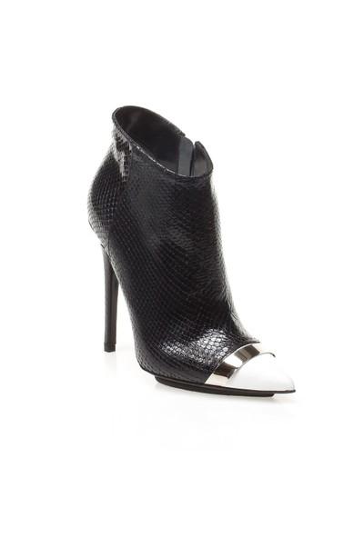 Felicity John Richmond 1825 Kadın Ayakkabı Vern Bianca P.Tone Nero