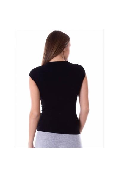 Ayyıldız 59408 Kısa Kollu Siyah T-Shirt