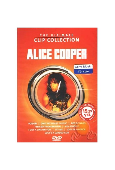 He Ultimate Clip Collection (Alice Cooper)