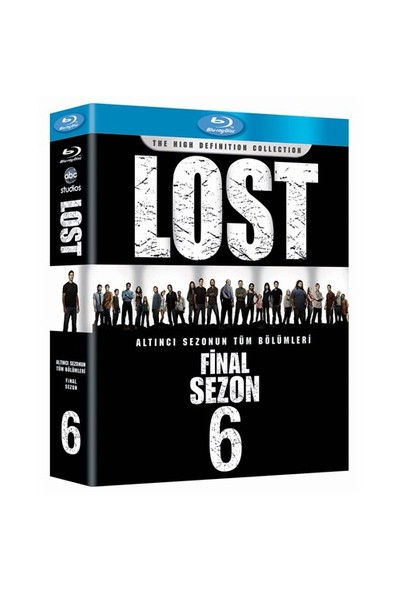 Lost Season 6 (Lost Sezon 6) (5 Disc) (Blu-Ray Disc)
