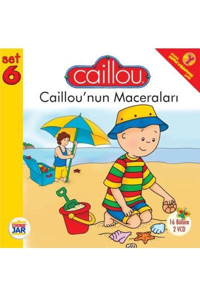 Caillou'nun Hazineleri 5 (16 Bölüm)