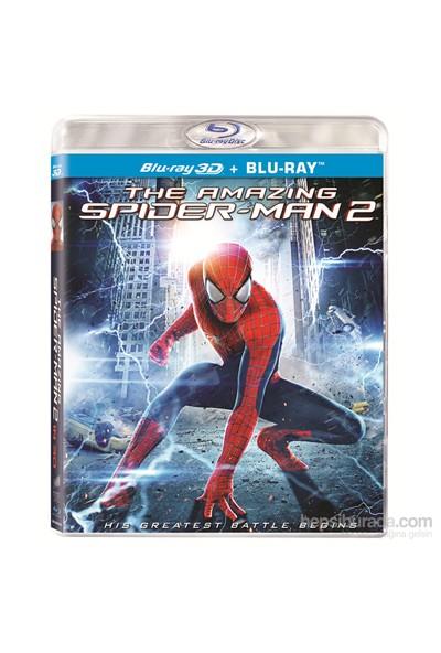 The Amazing Spider Man 2 (İnanılmaz Örümcek Adam 2) (3D&2D Blu-Ray)