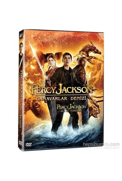 Percy Jakson Sea Of Monsters (Percy Jackson: Canavarlar Denizi) (DVD)