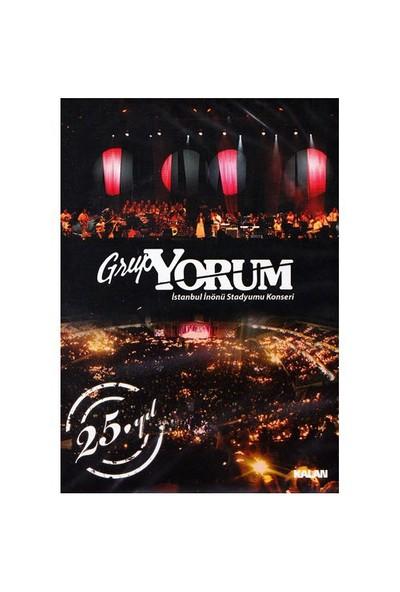 Grup Yorum - İstanbul İnönü Stadyumu Konseri 25. Yıl (2 Disc)