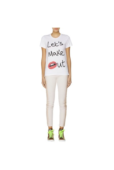 To The Black Lets Make Out T-Shirt
