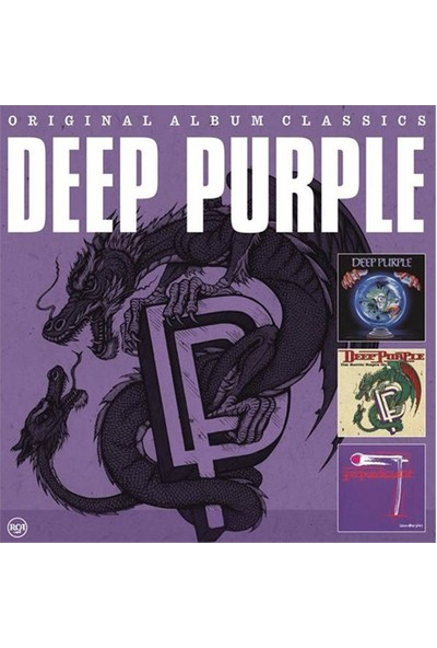 Deep Purple - Original Album Classics (3 CD)