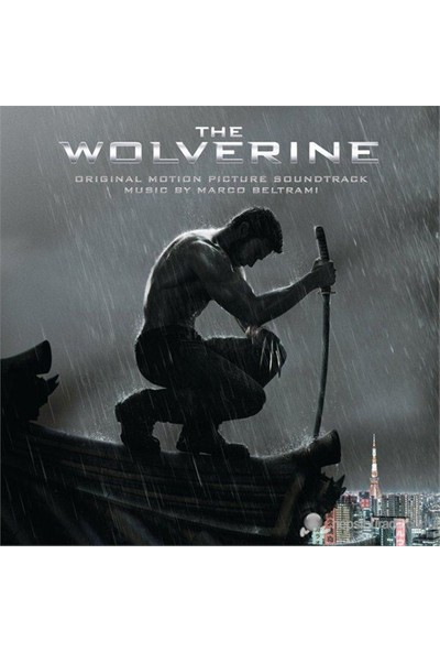 Marco Beltrami - The Wolverine OST