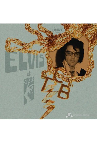 Elvis Presley – Live At Stax