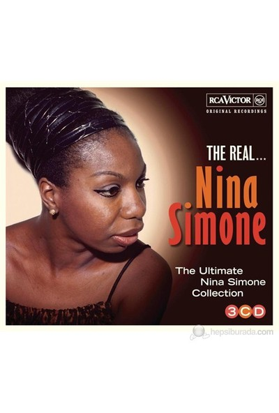 Nina Simone – The Real Nina Simone (3 Cd)