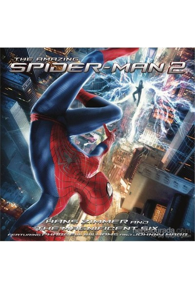 The Amazing Spider-Man 2 – Motion Picture Soundtrack