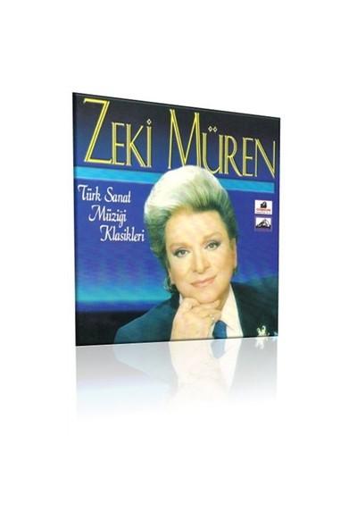 Zeki Müren - Türk Sanat Müziği Klasikleri (CD)