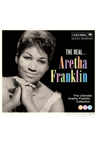 Aretha Franklin - The Real (3 CD)