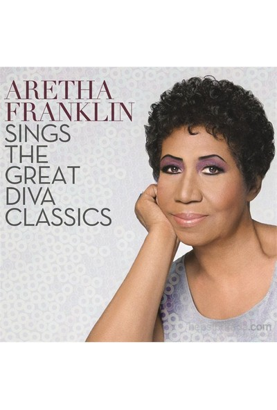 Aretha Franklin - Sings the Great Diva Classics (CD)