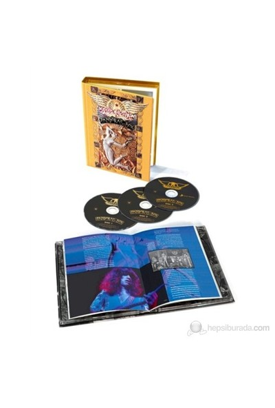 Aerosmith - Pandora's Box (3 CD)