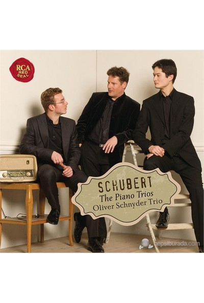 Oliver Schnyder Trio - Schubert: Piano Trios Nos. 1 & 2 (2 CD)