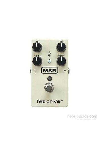 MXR M264 Fet Driver Overdrive Pedalı