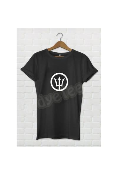 Dyetee Percy Jackson Bayan T-Shirt
