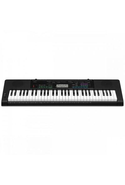 Casio CTK-3400 61 Piyano Stili Tuş Hassasiyetli Org (Kılıf+Adaptör)