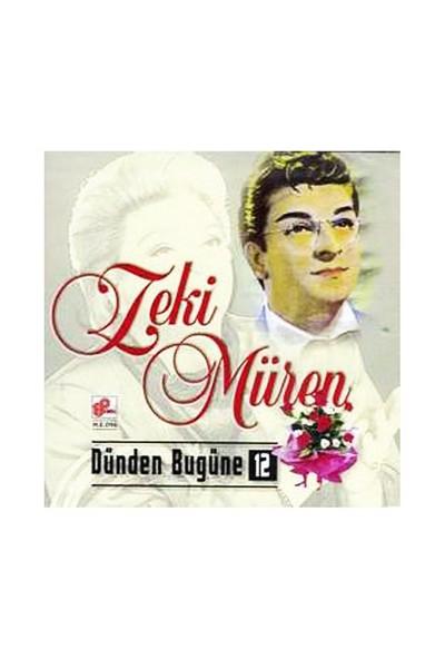 Zeki Müren - Dünden Bugüne 12 (CD)