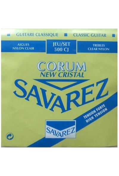 İmecemuzik Savarez 500Cj Klasik Gitar Teli Cristal