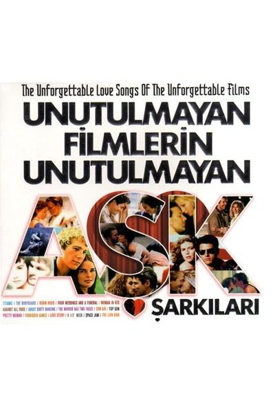 Unutulmayan Filmlerin Unutulmayan Aşk Şarkıları