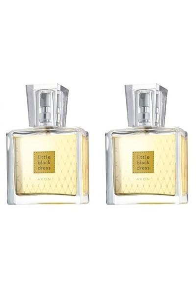 Avon Little Black Dress Edp Kadın Parfüm 2Li Set 30 ml
