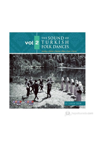 The Sound Of Turkish Folk Dances Vol.2