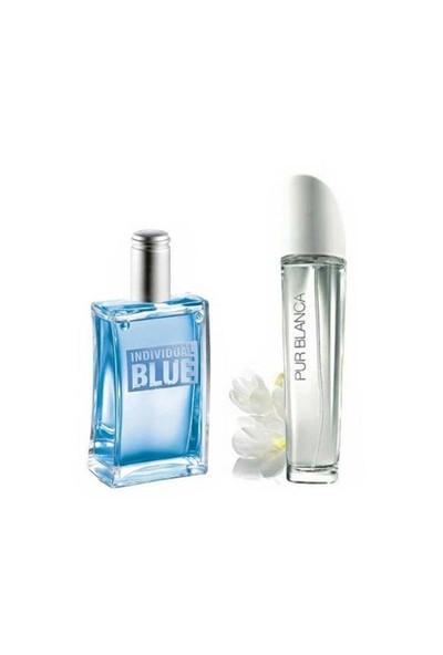 Avon Individual Blue Erkek Parfüm Pur Blanca Bayan Parfüm