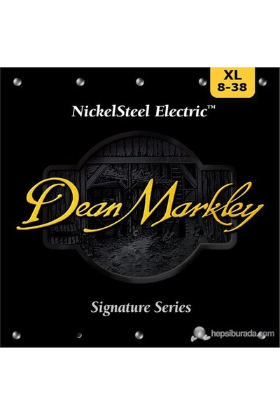 Dean Markley Nickelsteel Electric - Xl Elektro Gitar Telleri
