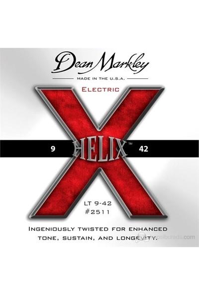 Dean Markley Helix Hd Electric - Lt Elektro Gitar Telleri