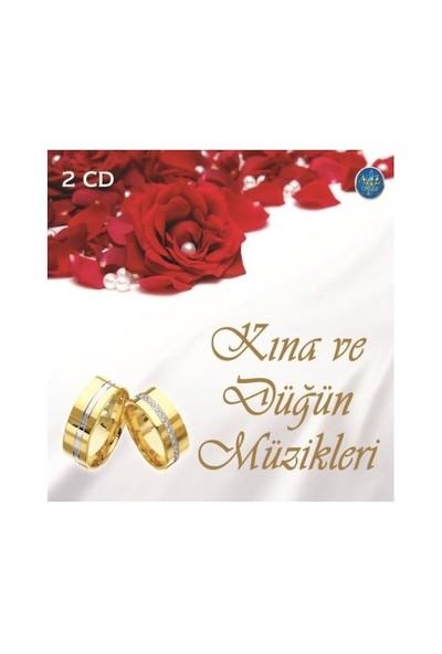 Kına Ve Düğün Müzikleri (CD)