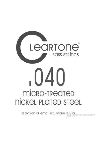 Cleartone Bass Single (.40) Emp Bas Gitar Teli