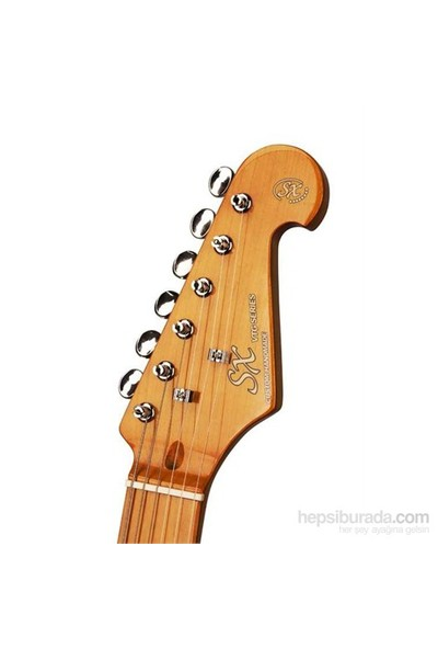 SX SST57 VWH Stratocaster Elektro Gitar