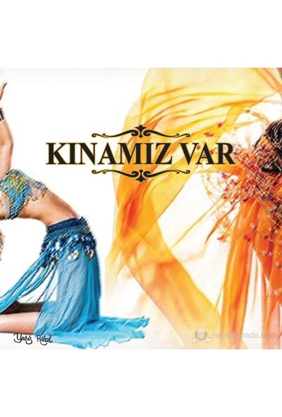 Kınamız Var (2013) (CD)