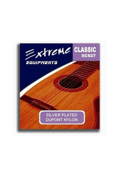 İmecemuzik Klasik Gitar Teli Extreme Xcs27