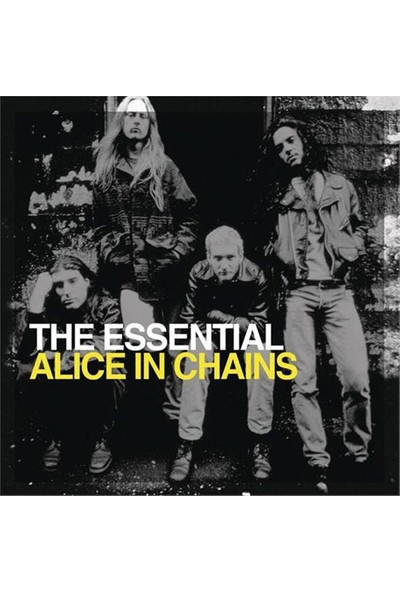 Alice In Chains - The Essential (2 CD)