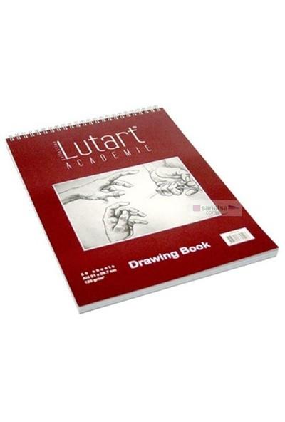 Lutart Academie Drawing Book Eskiz Defteri A3 120 Gr. 50 Sayfa