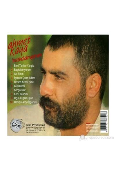 Ahmet Kaya - Başkaldırıyorum ( CD )