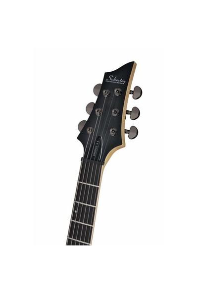 Schecter Banshee 6 A Elektro Gitar (Trans Black Burst)