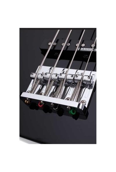 Schecter Model T-Bass Blk M/M Bas Gitar