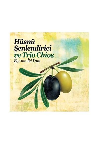 Hüsnü Şenlendirici ve Trio Chios - Ege'nin İki Yanı
