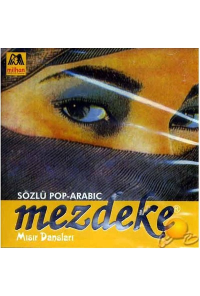 Mezdeke Mısır Dansları (cd)