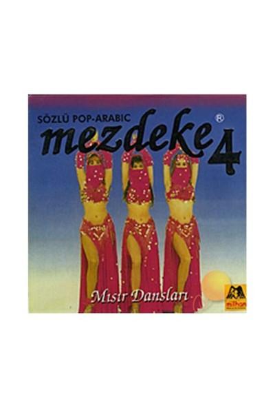 Mezdeke 4 Mısır Dansları (cd)