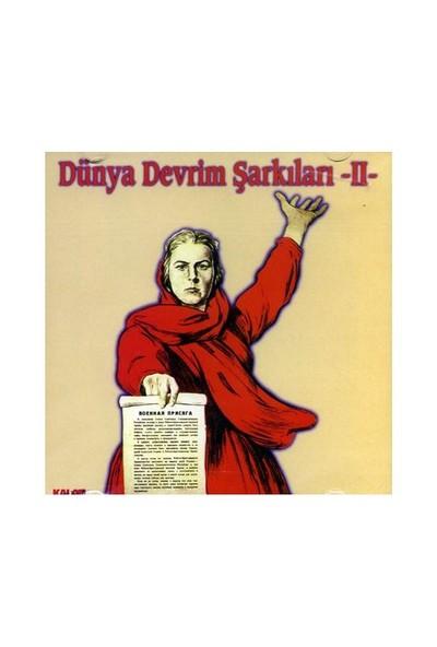 Red Songs - Dünya Devrim Şarkıları 2 ( CD )