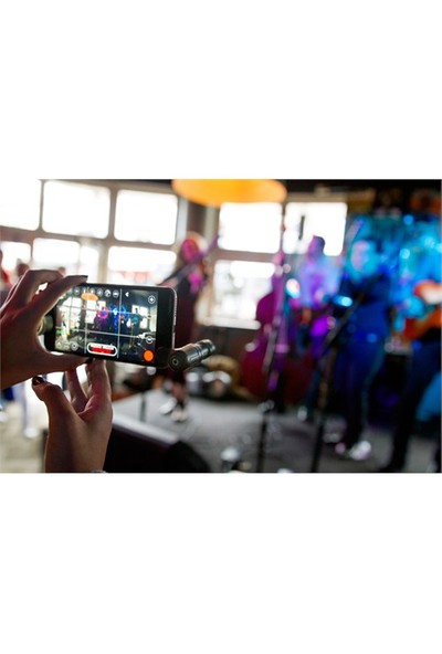 Rode Videomic Me Akıllı Telefon Mikrofonu