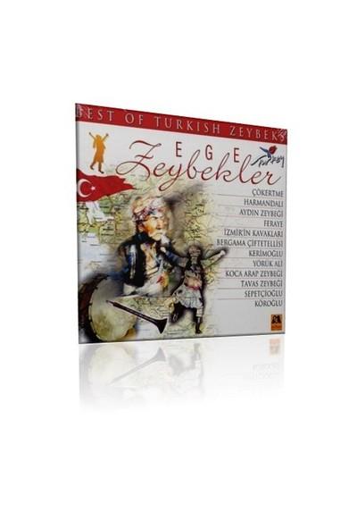 Best Of Turkish Zeybeks-Ege Zeybekleri