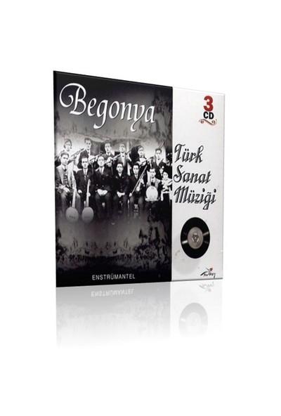 Begonya - Türk Sanat Müziği (3 CD)