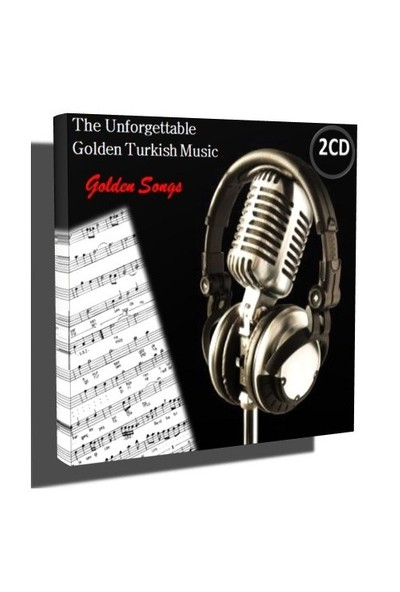 The Unforgetable - Golden Turkish Music (2CD)